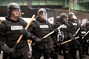 Martial Law - rise of The Police State
